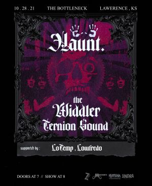 """""""Haunt"""" with The Widdler & Ternion Sound"""